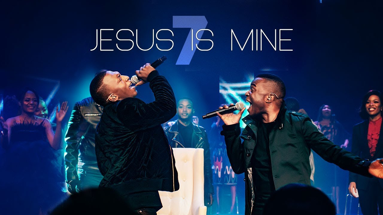 Jesus is Mine: Dumi Mkokstad ft Takie Ndou